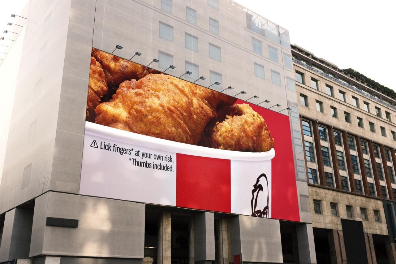 KFC pone en pausa su eslogan «Para chuparse los dedos» por ser inapropiado en tiempos del COVID-19 - FIO