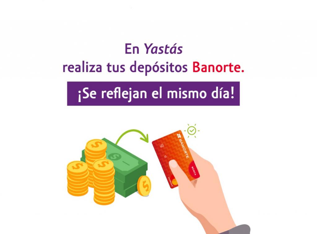 Dónde hacer depósitos Banorte en México - FIO
